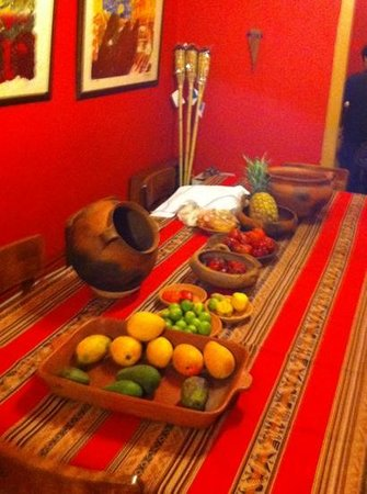 Foto de sonccollay arequipa platos y vasos de cer mica for Ceramica artesanal peru