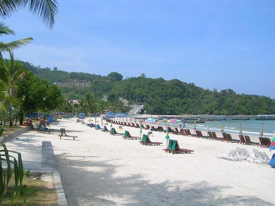 Avantika Boutique Hotel: Patong Beach
