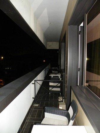 Hotel Pulitzer Roma: Balconies