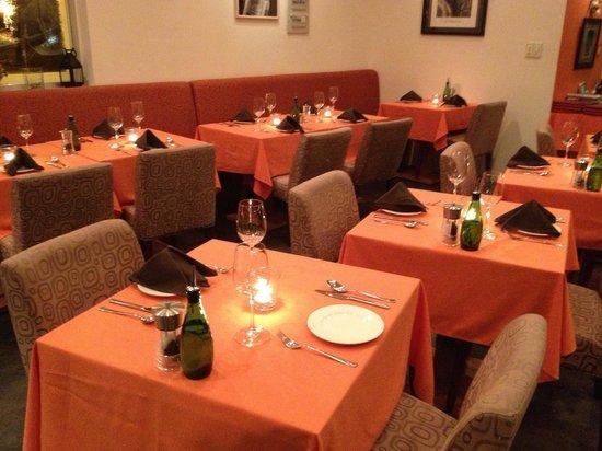 Salt & Pepper Italian Restaurant : Salt&pepper Italian restaurant
