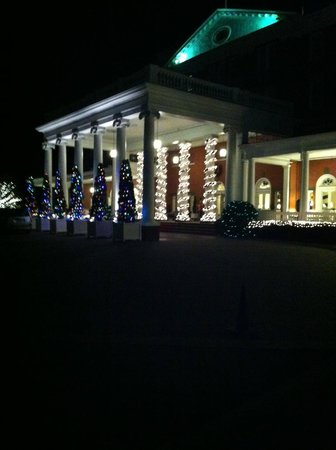The Omni Homestead Resort: Christmas 2012