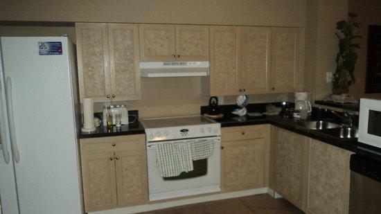 WorldQuest Orlando Resort: cozinha