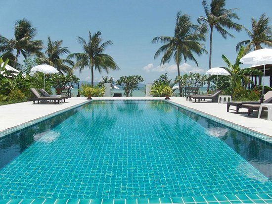 Da Kanda Villa Beach Resort: swimming pool