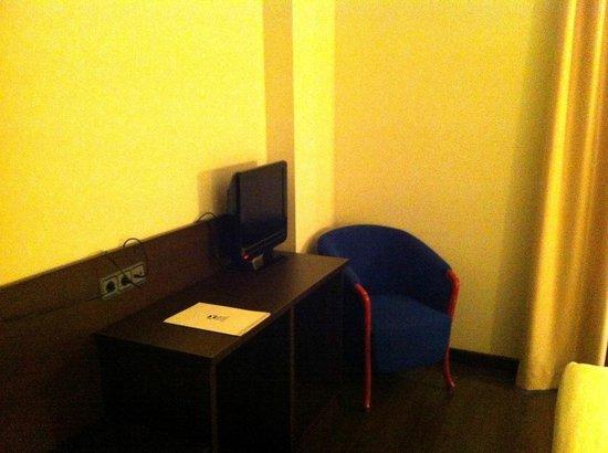 Hotel Madrid Torrejon Plaza : Room2