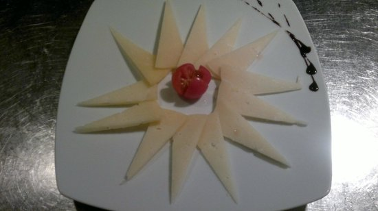 Meson Dona Lola : cheese