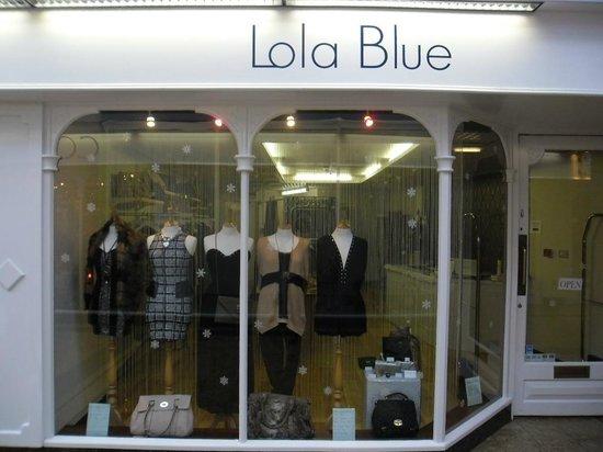 Lola Blue