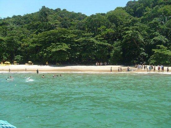 Sete Fontes Beach : Praia Sete Fontes