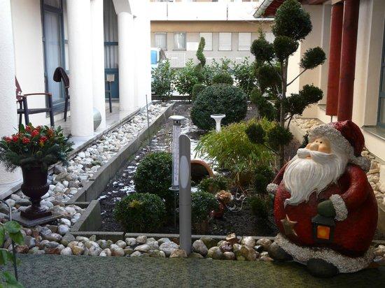 TOP Duerer Hotel: Mediteraner Garten