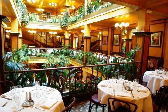 Le Cafe Du Commerce Paris 51 Rue Du Commerce
