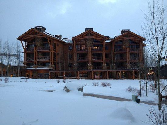 Hotel Terra Jackson Hole, A Noble House Resort: Hotel terra