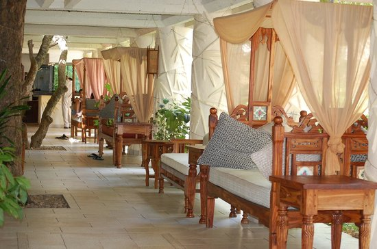 Baobab Beach Resort & Spa: Place to lounge