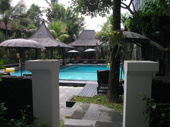 KajaNe Mua Private Villa & Mansion: In front of our room