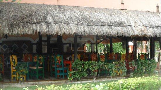Hotel Riu Lupita: Mexican a la carte