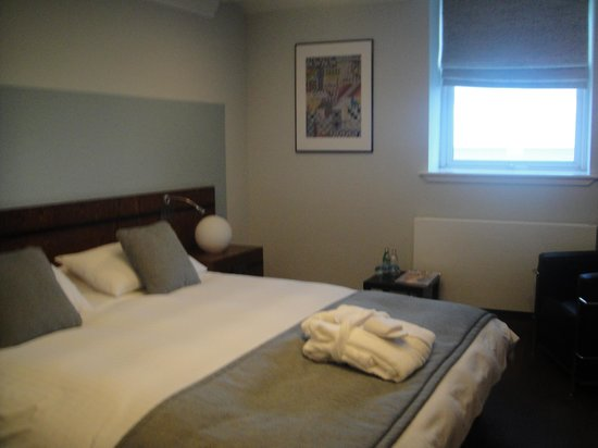 """The Claremont Hotel: Our room in """"The claremont"""""""