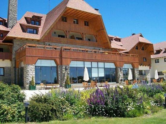 Llao Llao Hotel and Resort, Golf-Spa: Winter Garden Terrace