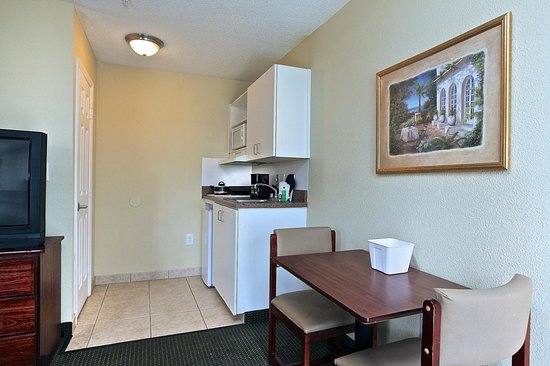 Stay Suites of America: In Room Kitchenette