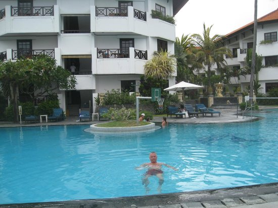 Club Bali Mirage: Pool