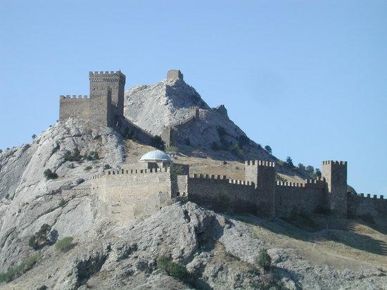 Sudak: Судак Генуэзская крепость