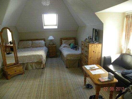 Pinewood Country House: habitacion superior