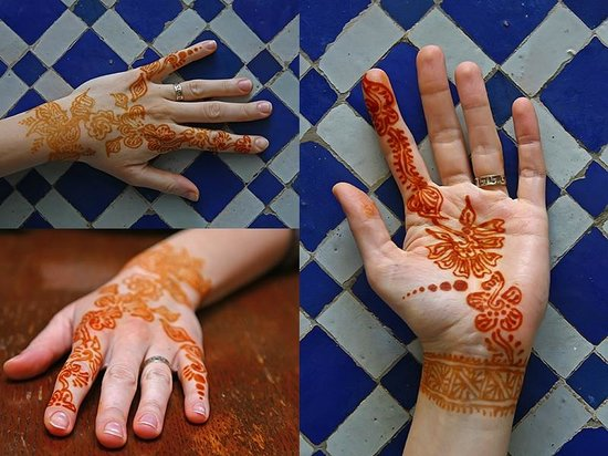 Dar el Ma: Houda's work on henna