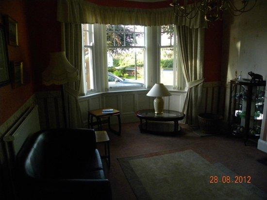 Pinewood Country House: habitación superior