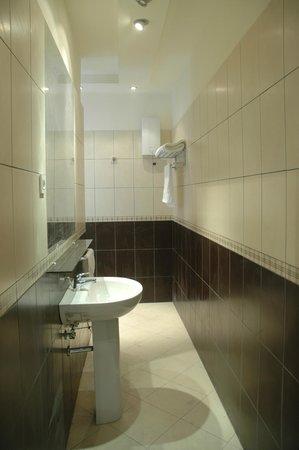 The 5th Floor Apartments: The 5th  Floor Apartments- Twin, Bathroom