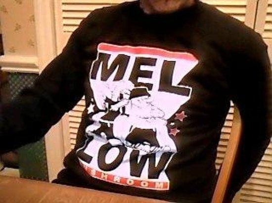 """Mellow Mushroom Pizza Bakers - Downtown Raleigh : Got me a Mellow Mushroom """"T"""""""