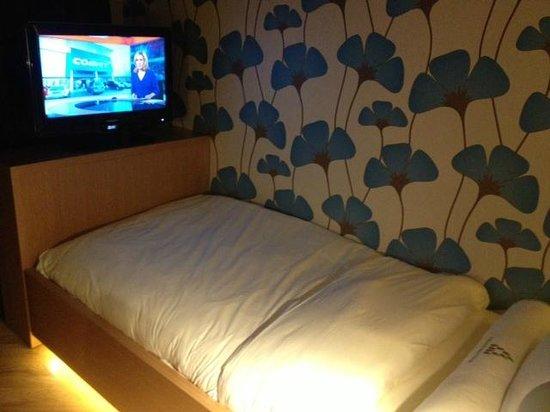 Amadi Park Hotel: Habitación individual (Algo pequeña)