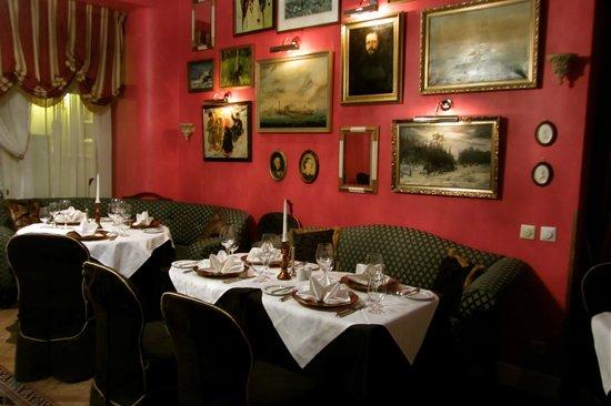 هوتل سانت بيترسبرج: The bar at Hotel St Petersbourg, Tallinn 