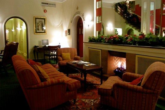 هوتل سانت بيترسبرج: The Lobby at Hotel St Petersbourg, Tallinn 