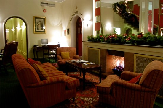 St. Petersbourg Hotel: The Lobby at Hotel St Petersbourg, Tallinn