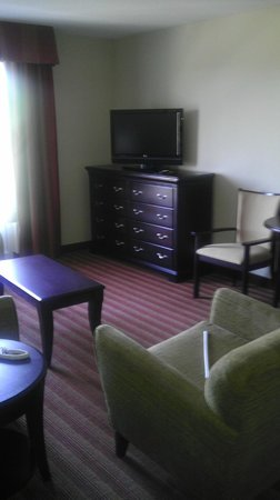 Holiday Inn Hotel & Suites Orange Park: Lving room