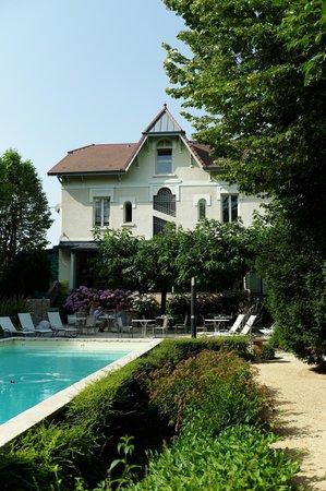 Hotel L'Oree du Parc : parc