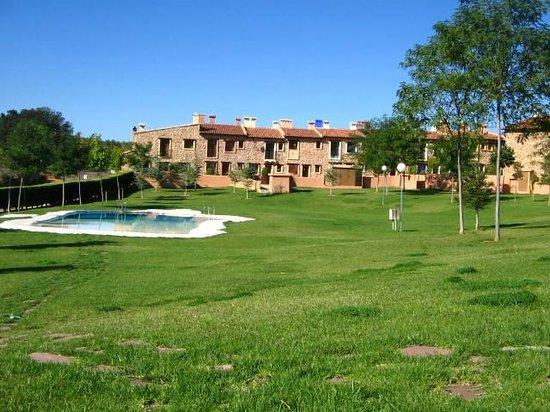 Hotel La Escuela: jardines