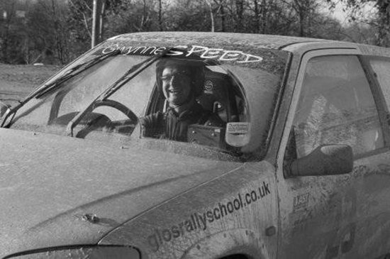 GwynneSpeed Rally School: Behind the wheel