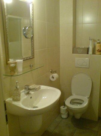 Pension Groote Engel: Bathroom