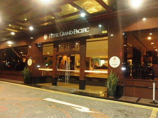 hotel exterior picture of grand pacific hotel singapore. Black Bedroom Furniture Sets. Home Design Ideas