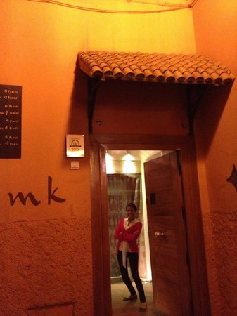 Maison MK: Entrance