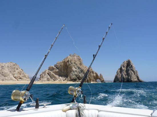 Love Shack Cruises : Fishing Cabo San Lucas