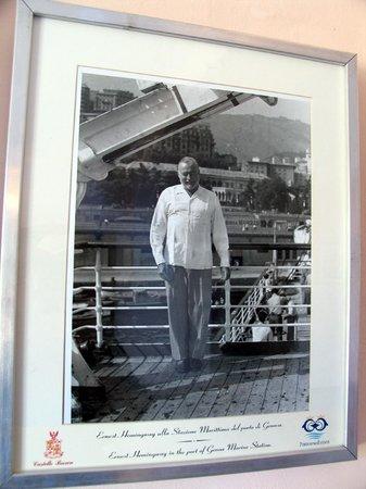 Portofino, Italia: Papa Hemingway
