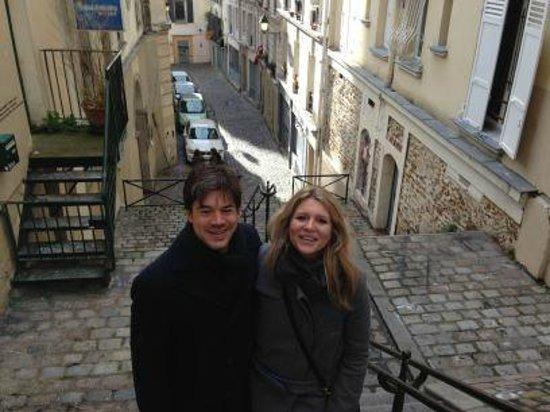 1dayinparis.com Private Tours : Montmartre