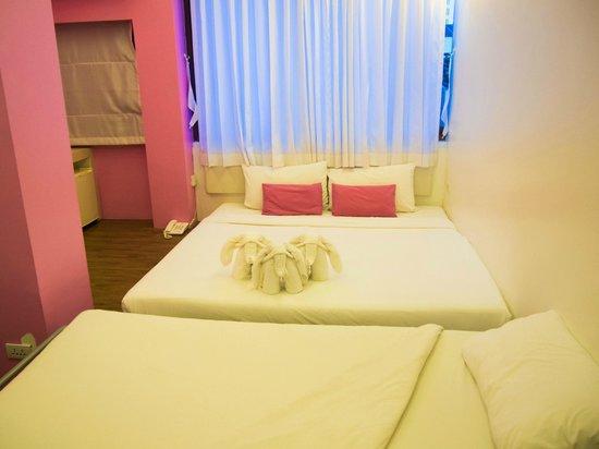 Budacco: Oriental room