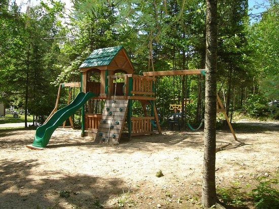 White Eagle Resort on Lake Vermilion: The Playground At White Eagle Resort