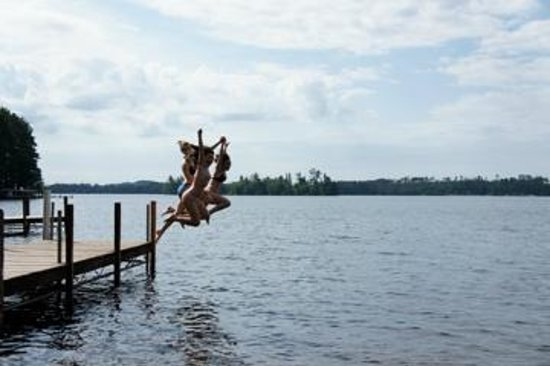 White Eagle Resort on Lake Vermilion: Summertime Fun at Lake Vermilion!