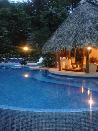 Cariblue Beach & Jungle Resort: Alberca