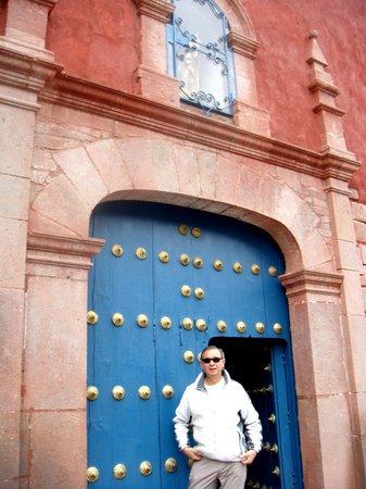 San Agustin Monasterio de la Recoleta Hotel: Capilla