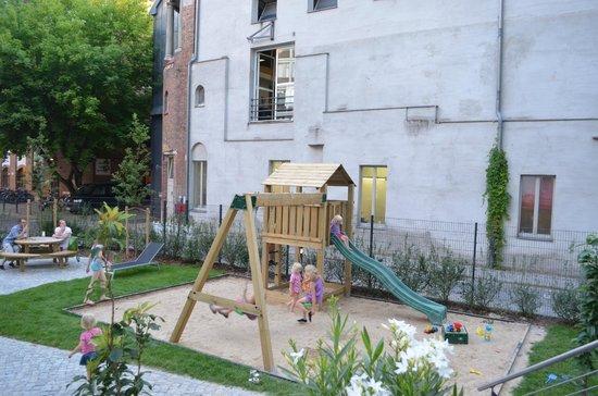 aletto Hotel Kudamm: Kinderspielplatz