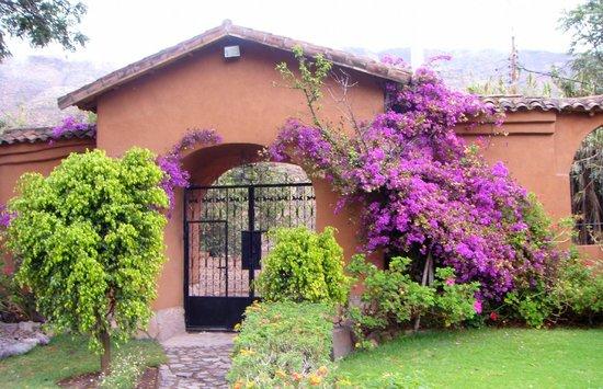 San Agustin Monasterio de la Recoleta Hotel: Entrada