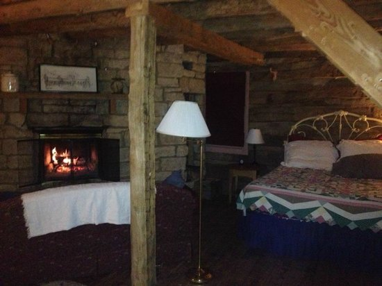 Allen's Log Cabin Guest House 사진