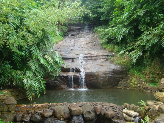 The Tamara Coorg: One of the 6 waterfalls